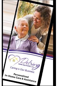 Detring Home Healthcare Brochure Download 2